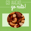 Go ahead: Go Nuts!