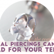 The Reason Why Oral Piercings Are Bad For Your Teeth